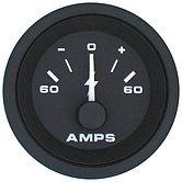 "Амперметр Premier-Pro 0-60 А, Ø 2"" (51 мм), черный"