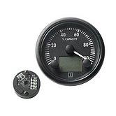 Индикатор электропотребления 12/24 В DC, черный