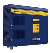 Зарядное устройство 12 В, 25 A, с двумя выходами (для 2-х групп аккумуляторов)