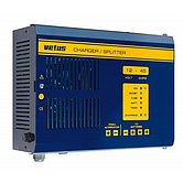 Комбинированное устройство: ЗУ/Батарейный разделитель 12 В, 25 А, для 3-х групп АКБ