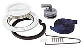 Комплект монтажный для цистерн сточных вод (без откачного патрубка)
