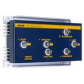 Блок контроля BW3 (для 3-х АКБ, с панелью ДУ), 12 В, 125 A