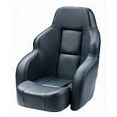 Кресло COMMANDER, flip-up (регулируемое), синее
