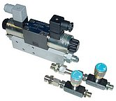 Соленоидный клапан 24 В, для мачт, радара и прочего, 12 В по спец. запросу