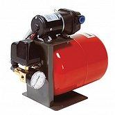 Гидрофор 24 В, с напорным баком 19 л и регулятором давления