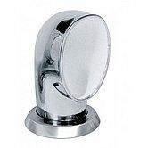 Головка вентиляционная Ø 75 мм, Jerry, внутри белая, с кольцом и накидной гайкой