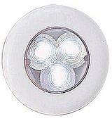 Светодиодный потолочный светильник, корпус из пластика