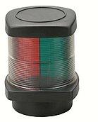 Трехцветный навигационный фонарь