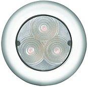 Светодиодный потолочный светильник, корпус из поликарбоната