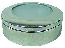Светодиодный накладной светильник, нержавеющая сталь с алюминиевым основанием