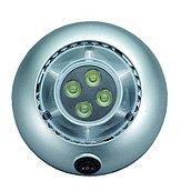Светодиодный потолочный светильник, пластиковый корпус