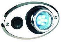 Светодиодный светильник для внутреннего освещения, корпус из алюминия