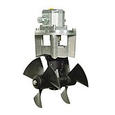 Подруливающее устройство гидравлическое CT HYD 225 Мощность 13,5 кВт