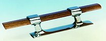 Крестовой кнехт, длина 255 мм