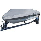 Чехол для лодки серебристо-серый, для лодки 630-710 см, ширина 380 см