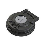 Ножной выкючатель с чёрной крышкой, используется с соленоидом, Ø 65 мм, толщина 22 мм