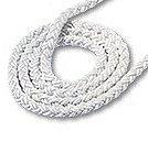 Нейлоновый 8-и прядный плетеный трос, 16 мм, цена за метр