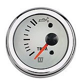 Индикатор трима для колонки Z-drive, 12 В, белый