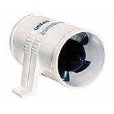 Вентилятор вытяжной канальный, 12 В, воздухообмен 4 м3/мин, Ø 76 мм