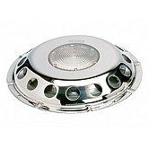 Палубный вентилятор UFO-Trans, прозрачный, нержавеющая сталь AISI 316