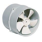 Вытяжной вентилятор 24 В, Ø 178 мм