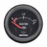 Индикатор уровня воды, черный, 12 В, монт. отверстие Ø 52 мм (без датчика)