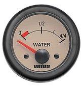 Индикатор уровня воды, кремовый, 12 В, монт. отверстие Ø 52 мм (без датчика)